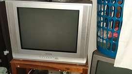 Vendo televisor de 21