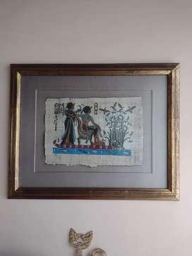 Vendo Papiro Original (Con Certificado)