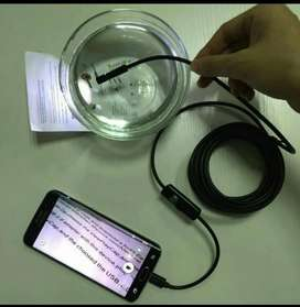 Endoscopio para Celulares Y Pc.