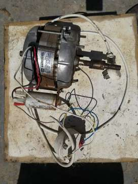 Motor de lavarropas