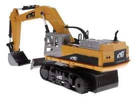 Carro excavadora radio control 14 Canales Construcción juguete Nuevo