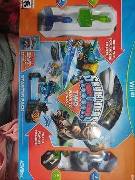 Skylanders Nintendo Wii U, figuras más juego
