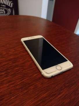 Iphone 6 64GB usado perfecto estado