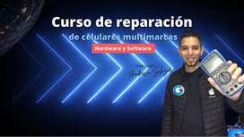 Curso de reparación de celulares Multimarcas