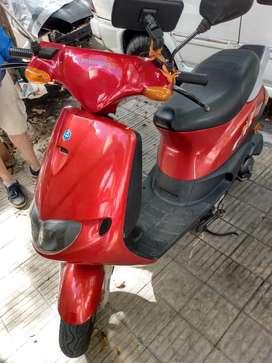scooter Piaggio zip fast rider