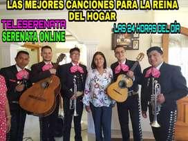 Serenata con mariachis en Quito norte sur valles