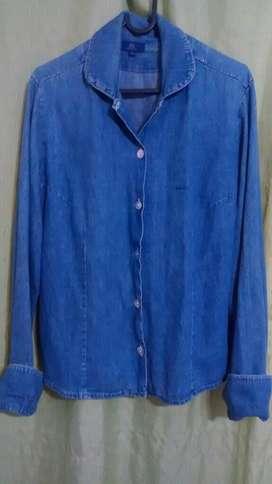 Camisa de Jean Talle L