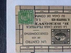 *liquido .1 centavo verde franklin