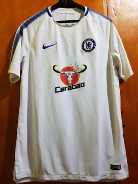 Camiseta entrenamiento Nike del Chelsea.