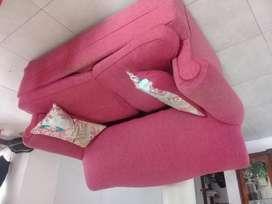 sillón cama dos cuerpos