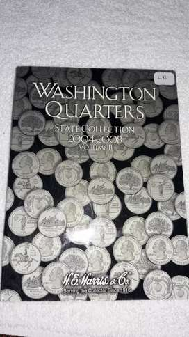 Libro de coras Washington 50 estados USA