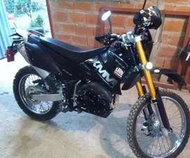 Vendo moto XXM 250 impecable