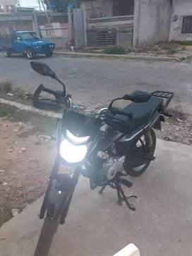 Venta de moto platina 100 año 2019 o canobio