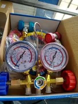 Manómetros totalmente nuevos en caja para estrenar