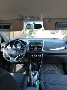 Se vende Toyota Yaris 2014 negociable