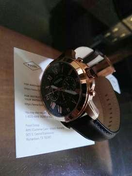 Reloj Fossil Grant Chronograph FS5068 (PRECIO FIJO)