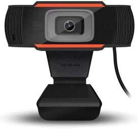 Cámara Web Q6 HD 1080p