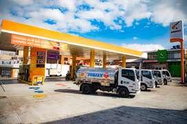 Se vender negocio para comercialización industrial de combustible