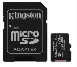 Kingston Usada 128GB Memoria Micro SD