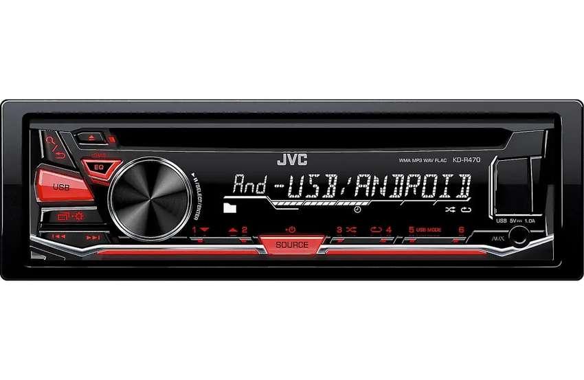 Se vende radio JVC