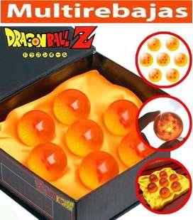 Originales Esferas Coleccionables De Dragon Ball Z