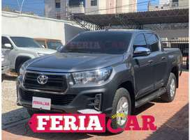 Toyota HILUX 2019 aut. DIESEL Full