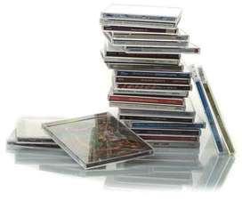 60  CDs  ORIGINALES  EN PERFECTO ESTADO.