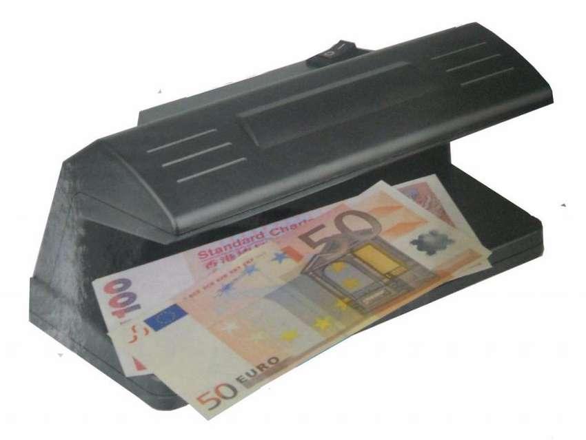 Detector Probador De Billetes Falsos Marca Alema