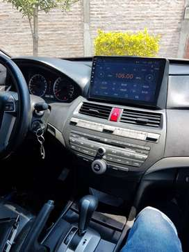 HONDA ACCORD CIVIC FIT CITY CRV HRV ESTEREO CENTRAL MULTIMEDIA STEREO CON GPS ANDROID BLUETOOTH DOBLE DIN SD USB