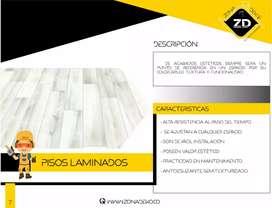 PISOS LAMINADOS TRAFICO 32 - 8MM