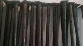 Paral metalico largo,, extralargo