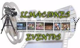 FILMACION Y FOTOGRAFIA PARA TODO TIPO DE EVENTOS AL MEJOR PRECIO CONSULTAR COMBOS