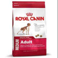 Alimento Balanceado Perro Royal Canin Medium Adulto x 15kg.