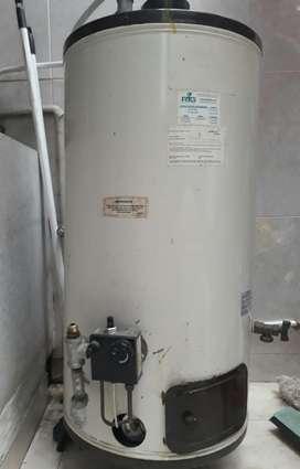 Calentador Tina de Agua a Gas