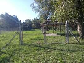 Vendo terreno en General Rodriguez