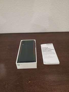 Teléfono Samsung Galaxy A50 Negro (desbloqueado)