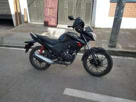 Honda CB 125 f modelo 2020