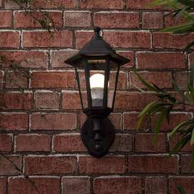 Farol Pared Decoración Iluminación Hogar Exterior Resistente Agua/Sol