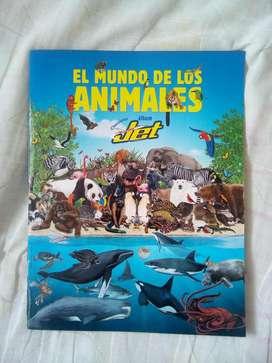 Album El Mundo de Los Animales
