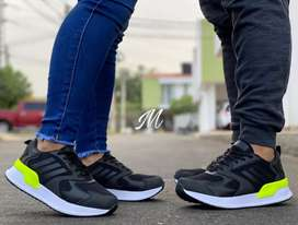 Zapato Tennis Deportivo Adidas Unisex