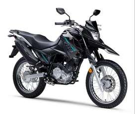 Yamaha XTZ150 seminuevo