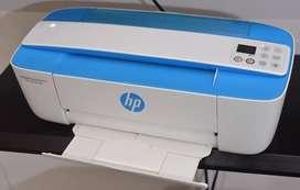 IMPRESORA HP MULTIFUNCIONAL COMO NUEVA,  Deskjet Ink Advantage 3775.
