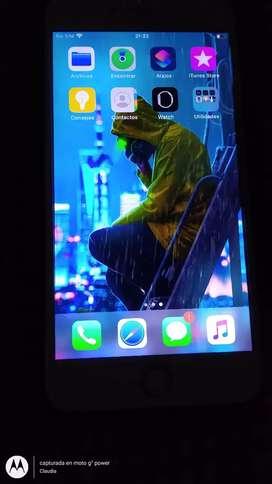 Vendo iPhone está en buenas condiciones