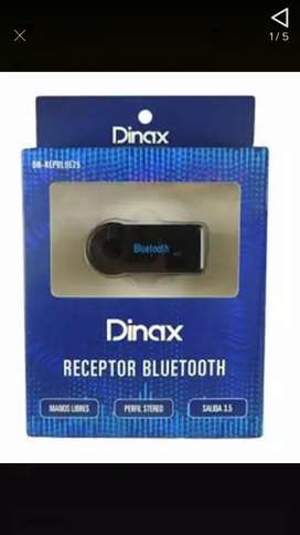 Receptor de audio Bluetooth inalámbrico dinax