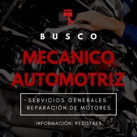 BUSCO MECÁNICO AUTOMOTRIZ