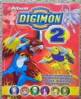 Album Digimon 2
