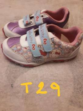 Zapatos Ninas nuevos