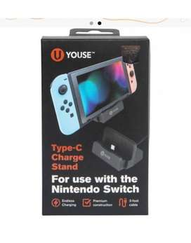 U-Youse Wireless Control Charger Nintendo Switch