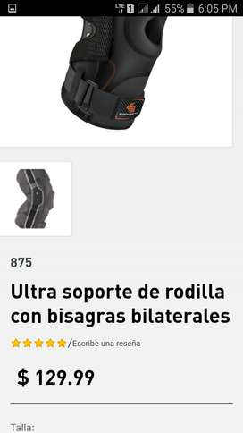 Ultra kNEE BRACE rodillera sport therapy