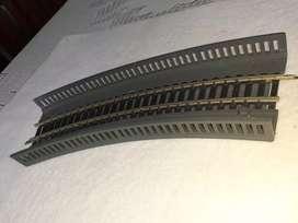 Puente baranda de tren escala HO